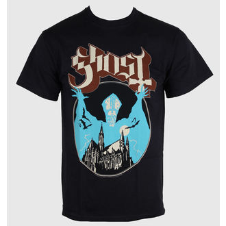 t-shirt men Ghost - Opus - ROCK OFF, ROCK OFF, Ghost