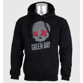 hoodie men's Green Day - Grayskull - BRAVADO EU - GDHD01MB