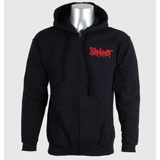 hoodie men's Slipknot - Skull Teeth - BRAVADO EU - SKHD02MB