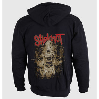 hoodie men's Slipknot - Skull Teeth - BRAVADO EU