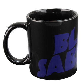 cup Black Sabbath - Wavy Logo - ROCK OFF - BSMG01