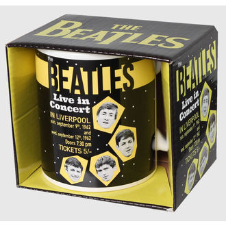 cup The Beatles - Live In Concert - ROCK OFF