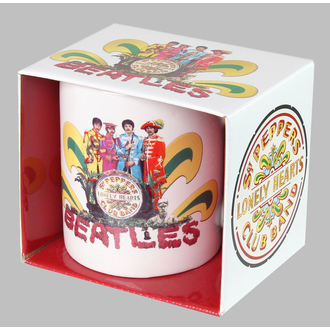 cup The Beatles - Sgt Pepper Naked - ROCK OFF