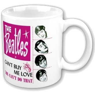 cup The Beatles - Can not Buy Me Love - ROCK OFF - BEATMUG18