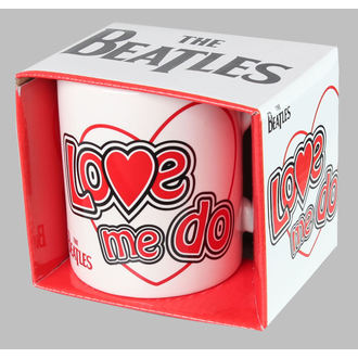 cup The Beatles - Love Me Do - ROCK OFF