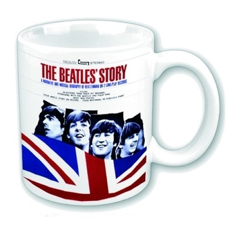 cup The Beatles - The Beatles Story - ROCK OFF - BEATMUG27