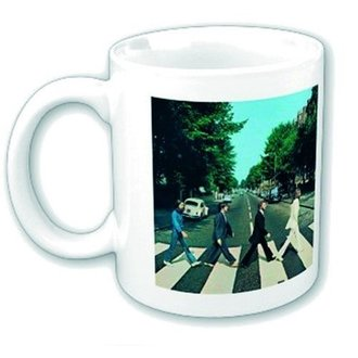 cup The Beatles - Abbey Road - ROCK OFF - BTTWMUG02