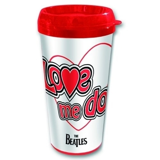 cup thermal The Beatles - Love Me Do - ROCK OFF - BEATTRAVMUG05