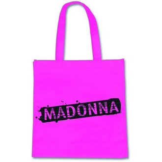 bag (handbag) Madonna - Logo - ROCK OFF, ROCK OFF, Madonna