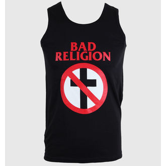 top men Bad Religion - Cross Buster - Black - KINGS ROAD - 00565