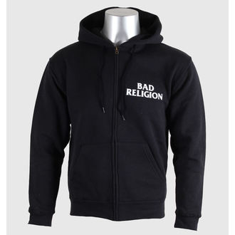 hoodie men's Bad Religion - Cross Buster - KINGS ROAD - 00473