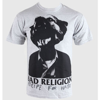 t-shirt metal men's Bad Religion - Recipe For Hate - KINGS ROAD - 44922