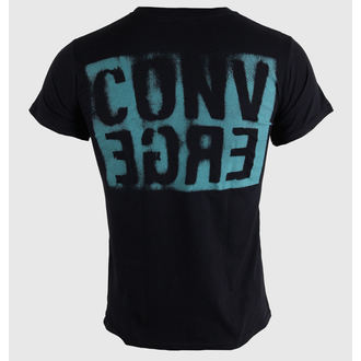 t-shirt metal men's Converge - Blue In The Face - KINGS ROAD