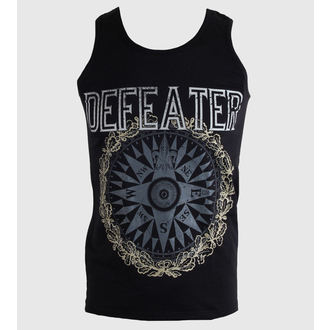 top men Defeater - Compass - Black - KINGS ROAD