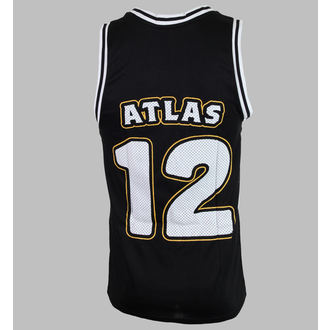 top men Parkway Drive - Atlas 2012 - Black - KINGS ROAD