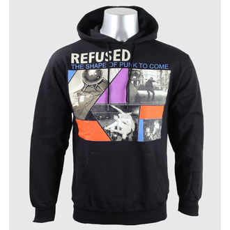 hoodie men's Refused - The Shape Of Punk - KINGS ROAD - 01637