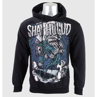 hoodie men Shai Hulud - Salvation - Black - KINGS ROAD - 00538