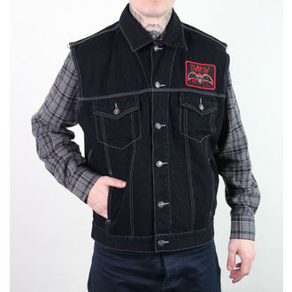 vest men's - David Lozeau - BLACK MARKET - BM091