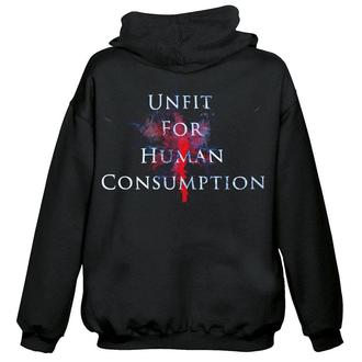 hoodie men's Carcass - Unfit For Human Consumption - NUCLEAR BLAST