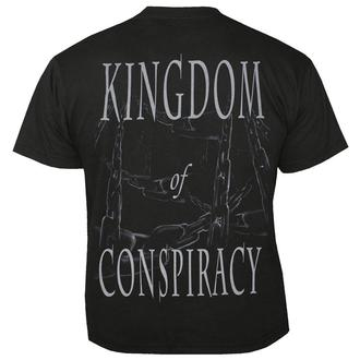 t-shirt metal men's Immolation - Kingdom Of Conspiracy - NUCLEAR BLAST