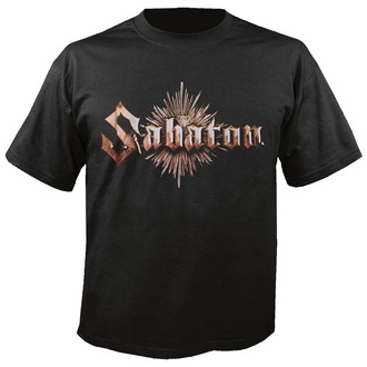 t-shirt metal men's Sabaton - I Was Chosen By Heaven - NUCLEAR BLAST - 2260_TS
