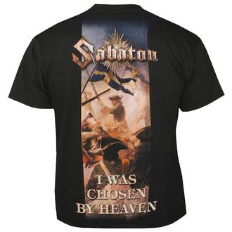 t-shirt metal men's Sabaton - I Was Chosen By Heaven - NUCLEAR BLAST