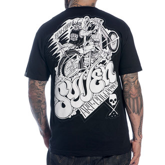 t-shirt hardcore men's - Chopped - SULLEN - Chopped