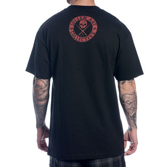t-shirt hardcore men's - Torres - SULLEN - Torres - Black