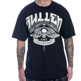 t-shirt hardcore men's - Blocks - SULLEN - Blocks - Blk