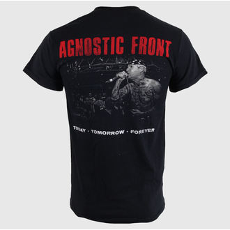 t-shirt metal men's Agnostic Front - Today - RAGEWEAR