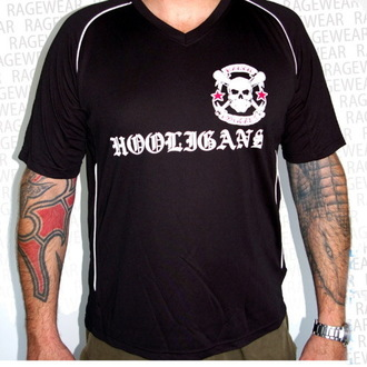 t-shirt metal men's unisex Rancid - Hooligans - RAGEWEAR - 164SJS02