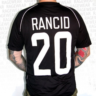 t-shirt metal men's Rancid - Hooligans - RAGEWEAR