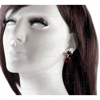 earrings Black Cherry - ALCHEMY GOTHIC