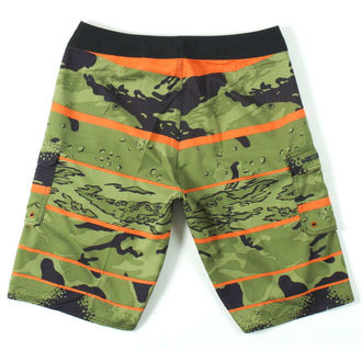 swimsuits men (shorts) METAL MULISHA - Unseen - BLK