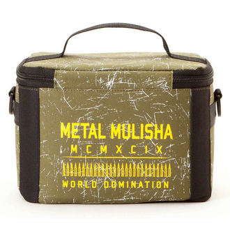 thermal bag METAL MULISHA - SLEDGE HAMMERED COOLER - MGN