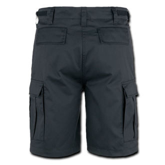 shorts men BRANDIT - Combat Black - 2006/2