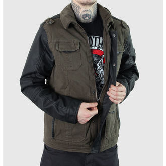 spring/fall jacket men's - Ray Vintage Co-Pu - BRANDIT