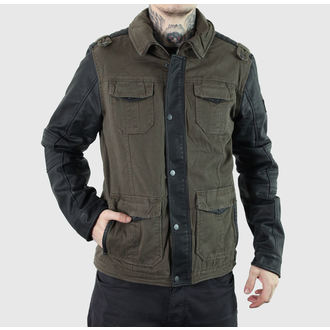 spring/fall jacket men's - Ray Vintage Co-Pu - BRANDIT - 3132/19