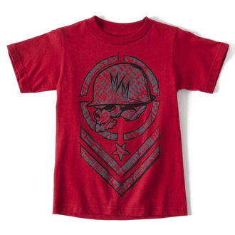t-shirt street children's unisex - SHRED - METAL MULISHA - SHRED, METAL MULISHA