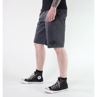shorts men METAL MULISHA - Heptad - GRY