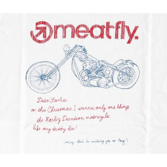 t-shirt street men's - WISHLIST A - MEATFLY
