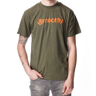 t-shirt street men's - LOGO E - MEATFLY - MF2014000168