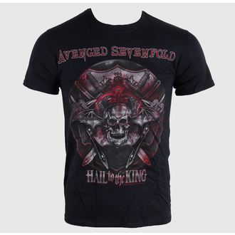 t-shirt metal men's Avenged Sevenfold - Battle Armour - BRAVADO EU - ASTS05MB
