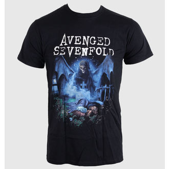 t-shirt metal Avenged Sevenfold - Recurring Nightmare - BRAVADO EU - ASTS12MB