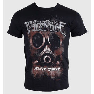 t-shirt metal men's unisex Bullet For my Valentine - Temper Temper Gas Mask - BRAVADO EU - BFMVTS08MB
