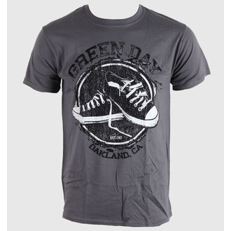 t-shirt metal men's Green Day - Converse - BRAVADO EU - GDTS04MG