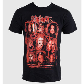 t-shirt men Slipknot - Rusty Face - Black - Bravado EU - SKTS08MB