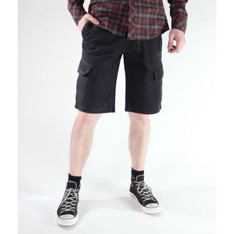 shorts men FUNSTORM - Polk C - 21 BLACK