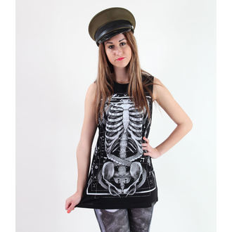 top KILLSTAR - Ribcage - Black