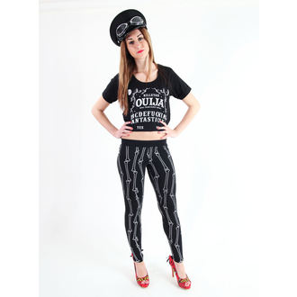 t-shirt women's unisex - Ouija Crop - KILLSTAR